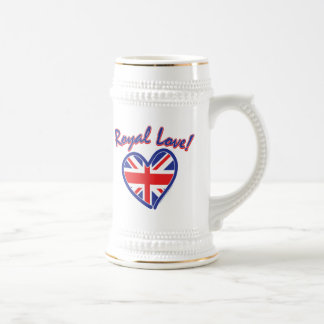 Royal Wedding Gifts/Kate & William Beer Stein