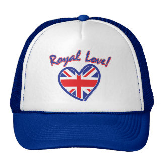 Royal Wedding Gifts/Kate & William Trucker Hat
