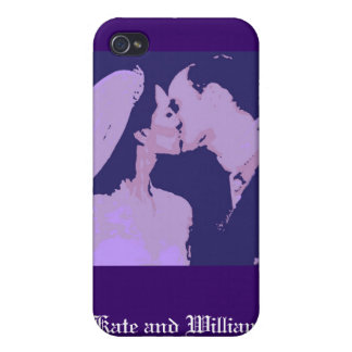 Royal Wedding Gifts/Kate & William iPhone 4 Cover