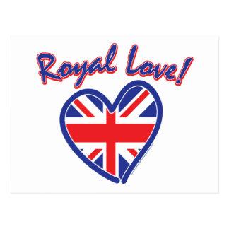 Royal Wedding Gifts/Kate & William Postcard