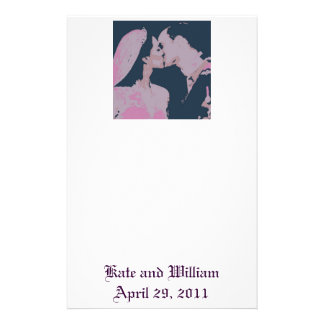 Royal Wedding Gifts/Kate & William Stationery
