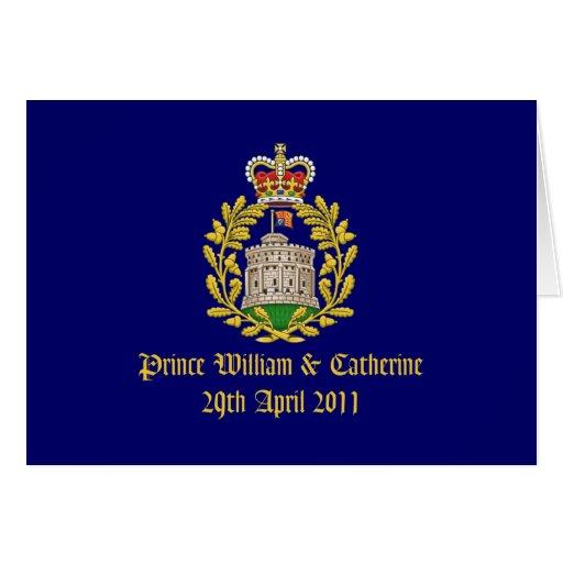 Royal Wedding Greeting Card