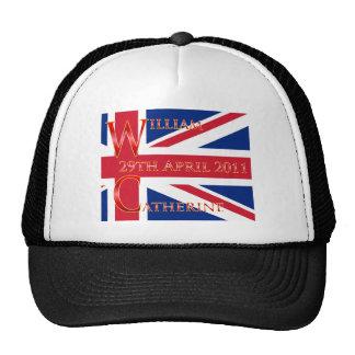 Royal Wedding Mesh Hats