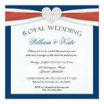 Royal Wedding House Party Invitations