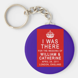 Royal Wedding I WAS THERE Tshirts Basic Round Button Keychain