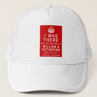 Royal Wedding I WAS THERE Tshirts Trucker Hat