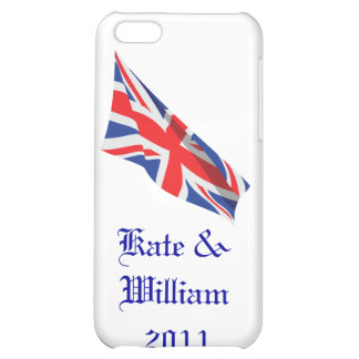 Royal Wedding /Kate and William Cover For iPhone 5C