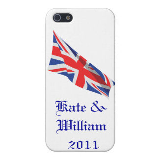 Royal Wedding /Kate and William iPhone SE/5/5s Cover