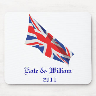 Royal Wedding /Kate and William Mouse Pad