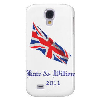 Royal Wedding /Kate and William Samsung S4 Case