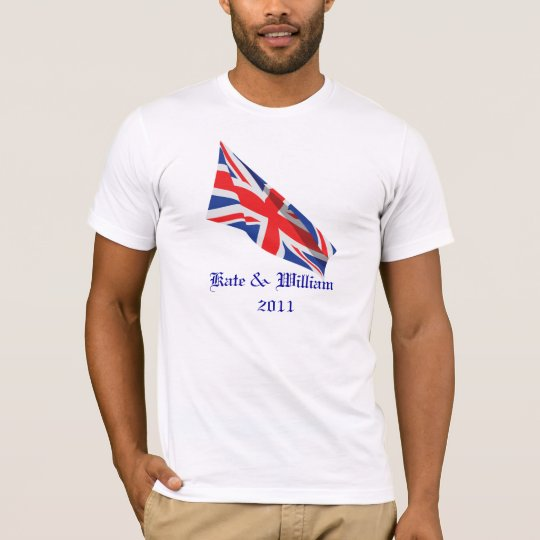 Royal Wedding /Kate and William T-Shirt