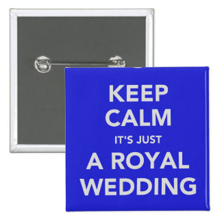 Royal wedding - Kate & William - 29th april 2011 Button