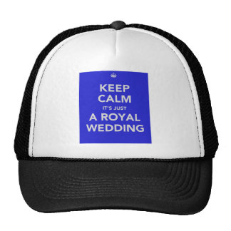 Royal wedding - Kate & William - 29th april 2011 Trucker Hat