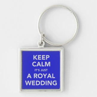 Royal wedding - Kate & William - 29th april 2011 Keychain