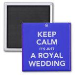 Royal wedding - Kate & William - 29th april 2011 Refrigerator Magnets