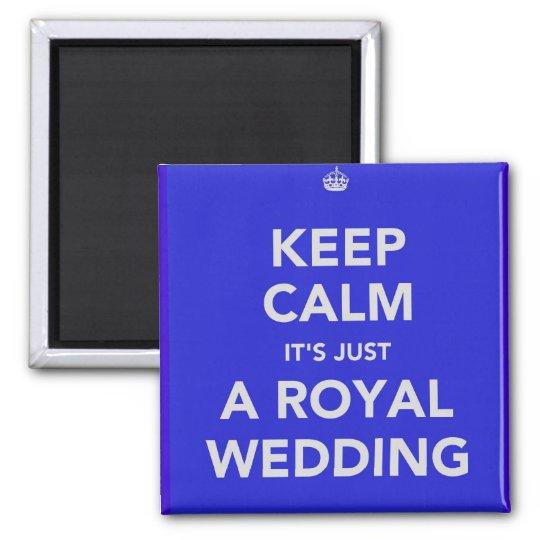 Royal wedding - Kate & William - 29th april 2011 Magnet