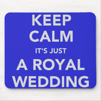 Royal wedding - Kate & William - 29th april 2011 Mouse Pad