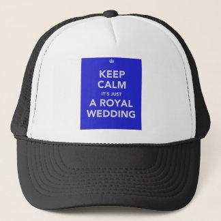 Royal wedding - Kate & William - 29th april 2011 Trucker Hat