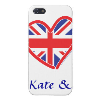 Royal Wedding/Kate & William Case For iPhone SE/5/5s