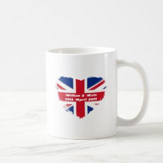 Royal Wedding - Kate & William Coffee Mug