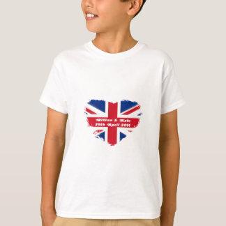 Royal Wedding - Kate & William T-Shirt