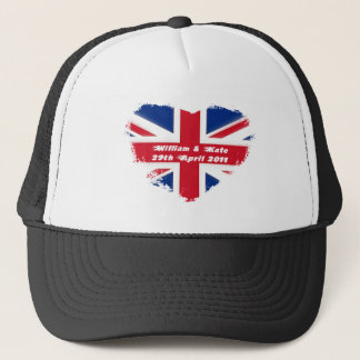 Royal Wedding - Kate & William Trucker Hat