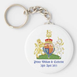 Royal Wedding Key Chain