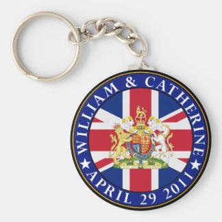 Royal Wedding Keychain