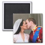 Royal Wedding magnets