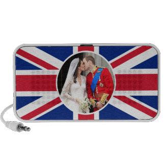 Royal Wedding Mini Speaker