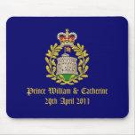 Royal Wedding Mouse Pad