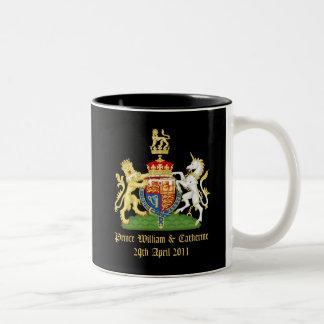 Royal Wedding Two-Tone Coffee Mug