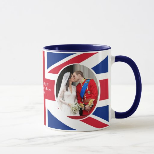 Royal Wedding Mug