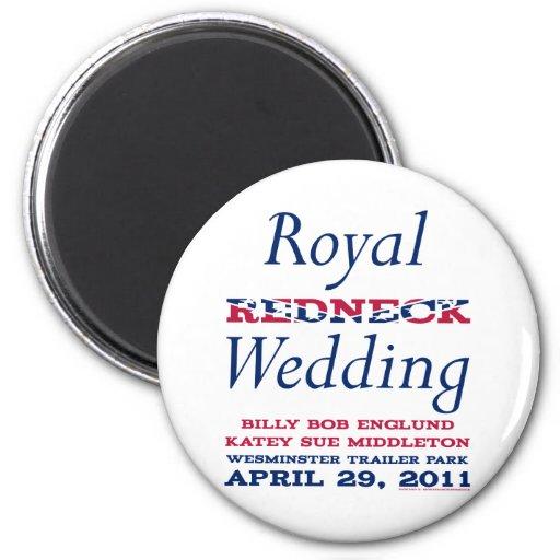 Royal Wedding Refrigerator Magnets