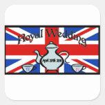 Royal Wedding Stickers
