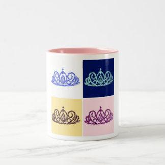 Royal Wedding Tiaras Coffee Mug