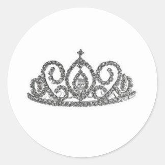 Royal Wedding/Tiaras Sticker