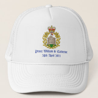 Royal Wedding Trucker Hat