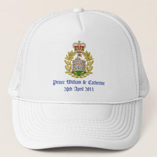 Royal Wedding Trucker Hat