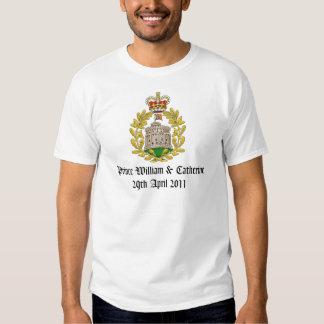 Royal Wedding Tshirts