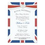 Royal Wedding Watch Party Invitations