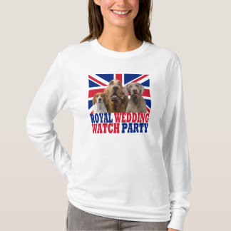 Royal Wedding Watch Party! T-Shirt