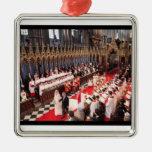 Royal Wedding Westminster Abbey Ornament