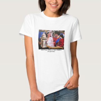Royal Wedding William and Kate T Shirts
