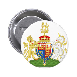 Royal Wedding - William & Kate 2 Inch Round Button