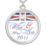 Royal Wedding - William & Kate Collectible Pendant