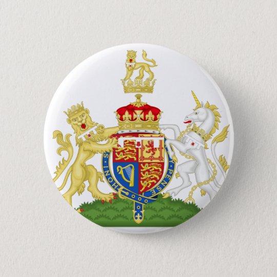 Royal Wedding - William & Kate Pinback Button