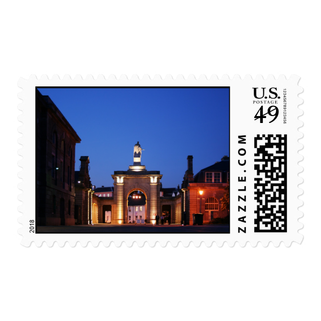 Royal William Yard, Plymouth Postage Stamps