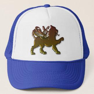 Royal Winged Lion Cap