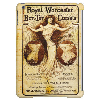 Royal Worcester corsets Cover For iPad Air